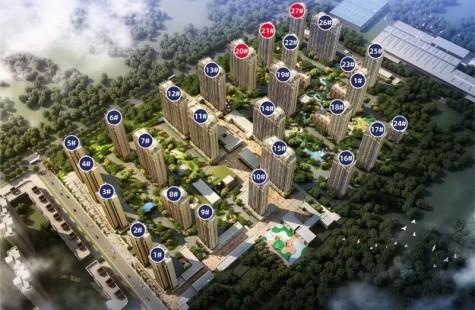 荣盛阿尔卡迪亚香河花语城