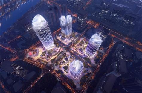 世茂三亚国际金融中心