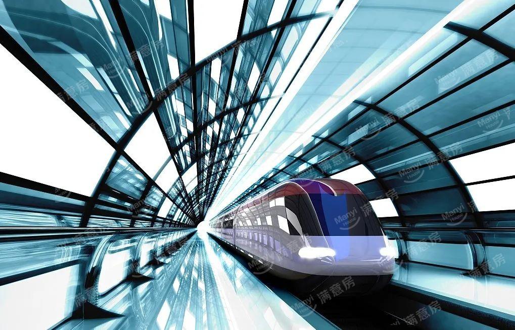 燕郊地铁线
