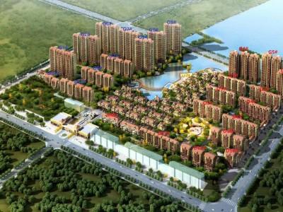 三河,北京签约!另一个高端工业基地到来。盛世尚水城怎么样?详细资讯尽在满意房。