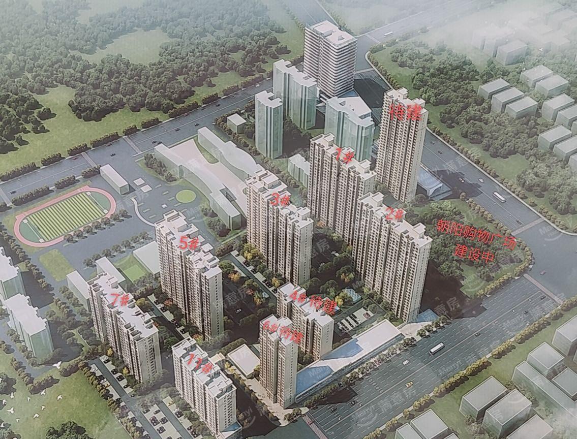 东方国际楼座图