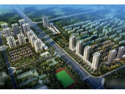 首尔甜城九里香堤法式洋房,面积97-120平米,现房即买即住
